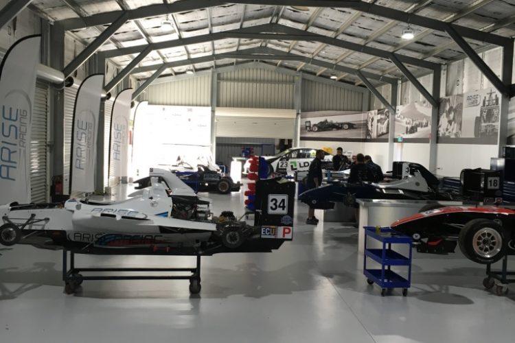 Barbargallos Race Car Workshop
