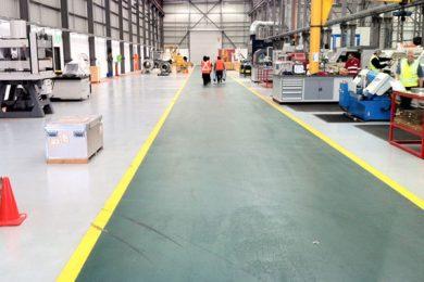 Resin Flooring Perth