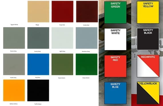 colours you can choose for flooring