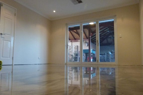 decorative flooring in home
